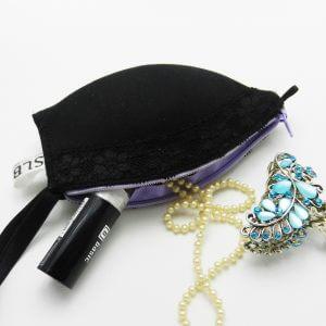 Noir Zipviolet