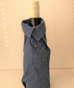 Weinflasche verpacken