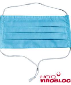 HeiQ Viroblock Maske Blue